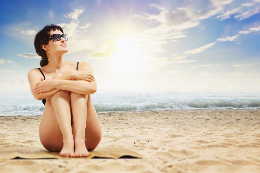 Le soleil et ma peau